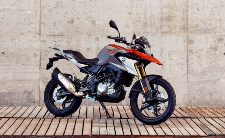 Upcoming New Bikes in India in 2017, 2018 - BMW G 310 GS