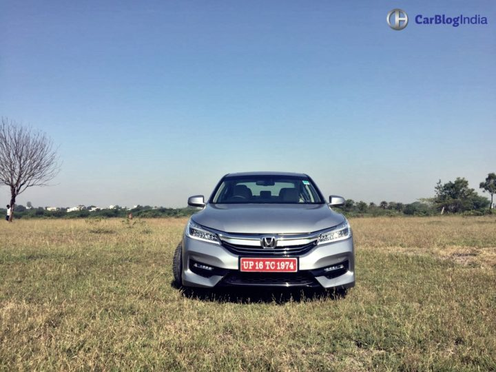 New Honda Accord 2016 India Price- 37 lakh >> Specs, Mileage, Interior honda-accord-hybrid-front
