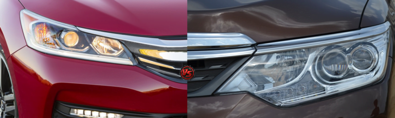 Honda Accord Hybrid vs Toyota Camry Hybrid [COMPARISON!]