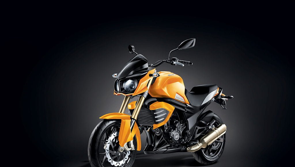 mahindra-mojo-sunburst-yellow-colour-official-image