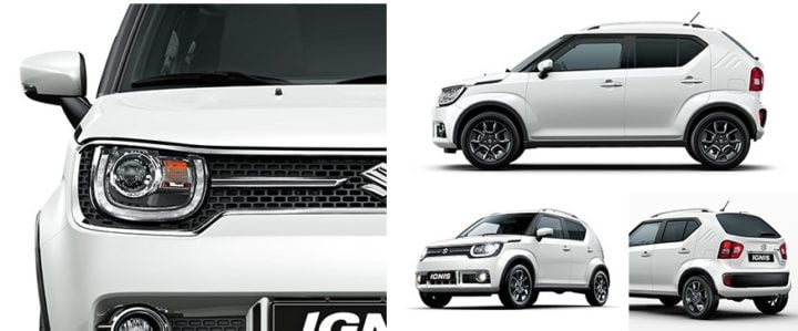 Maruti Suzuki Ignis India Launch in January 2017; Price Rs 5 lakh maruti ignis design review