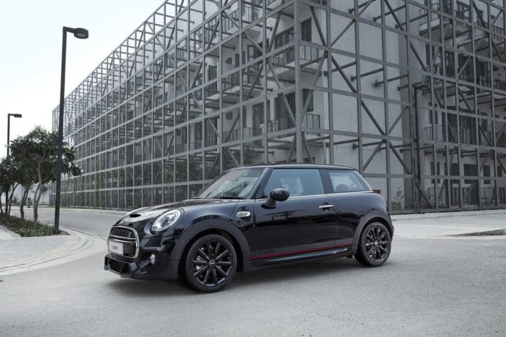 mini cooper s carbon edition amazon india wallpaper 2
