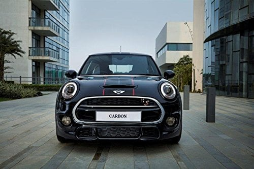 New MINI Cooper S Carbon Edition is Exclusively Available at Amazon India