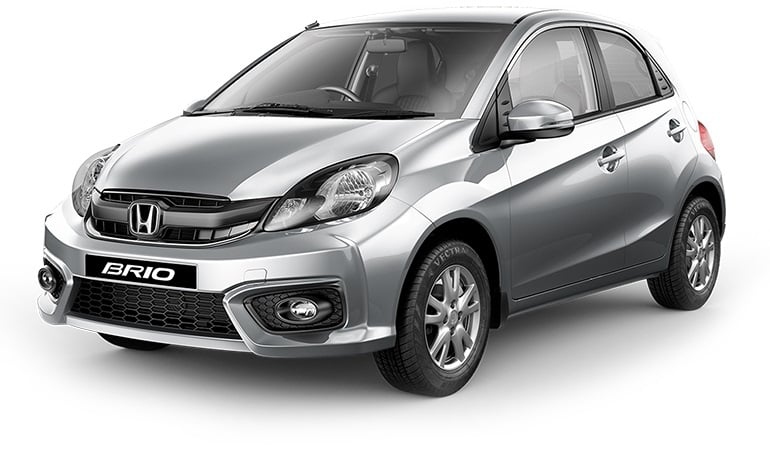 new 2016 honda brio price in india 4 69 lakh  mileage  specifications