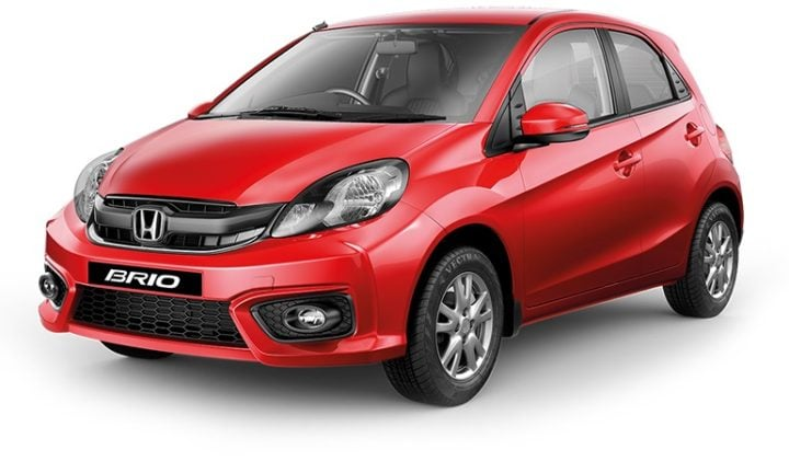 Upcoming Cars under 10 Lakhs - Honda Brio