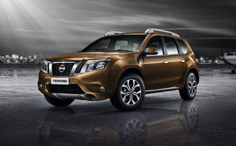 Nissan Terrano Automatic Prices Start at INR 13.75 lakh! [Bookings Open]