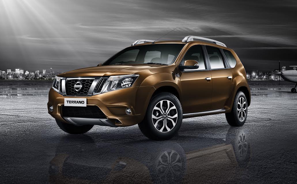 Nissan Terrano Amt Automatic Sandstone Brown Carblogindia