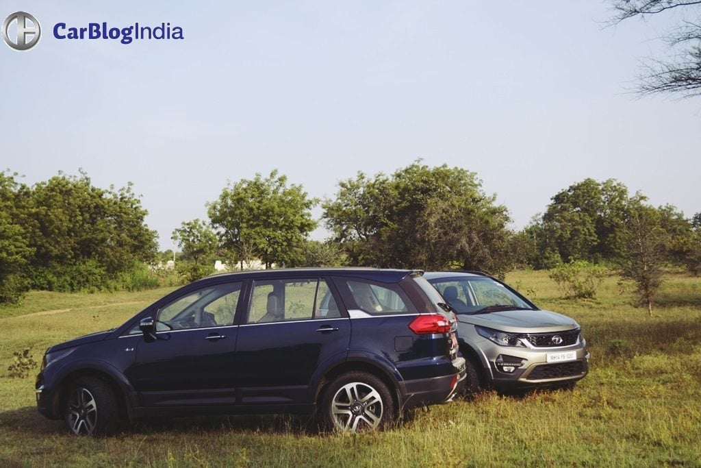 tata hexa test drive review-images-final-shot