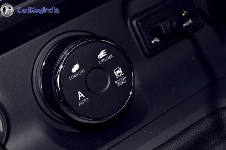 tata hexa test drive review images super driving modes
