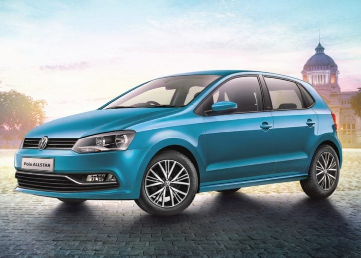 Volkswagen Polo Allstar Special Edition Launched Price 7 51 Lakh