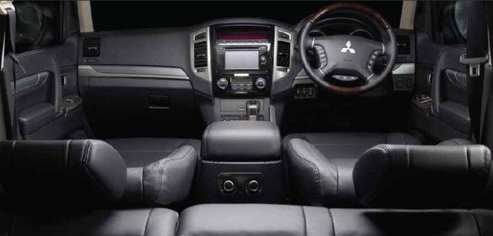 2016 Mitsubishi Montero India Price 71.06 lakh; Specifications, Images 2016-mitsubishi-montero-india-official-images-interiors