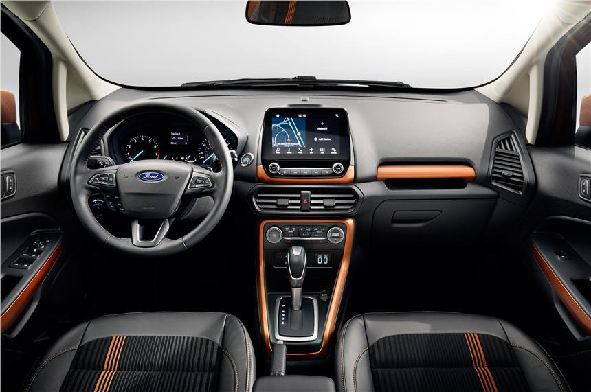 2017 Ford Ecosport India Images Interior