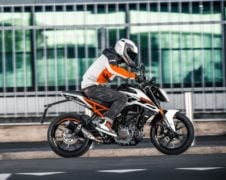 2017 ktm duke 250 official images side profile