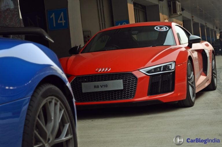 Audi Driving Experience: Extra-AUDI-nary