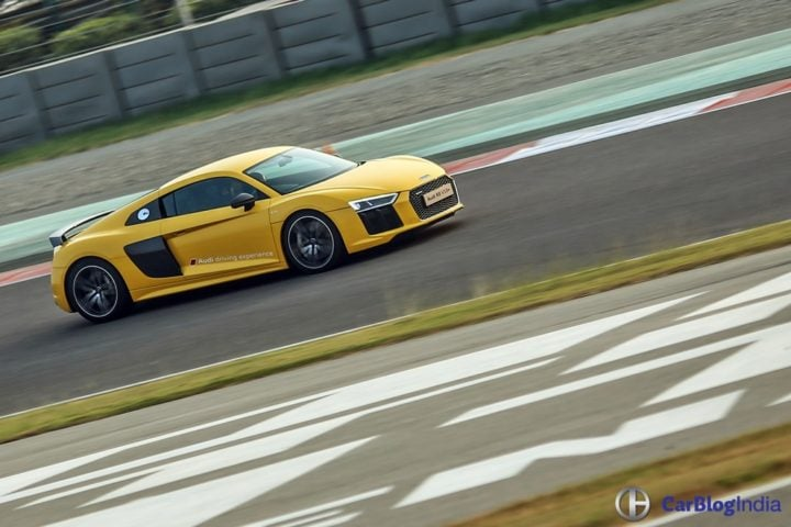 audi r8 india test drive review 2017-audi-r8-v10-plus-track-drive-3
