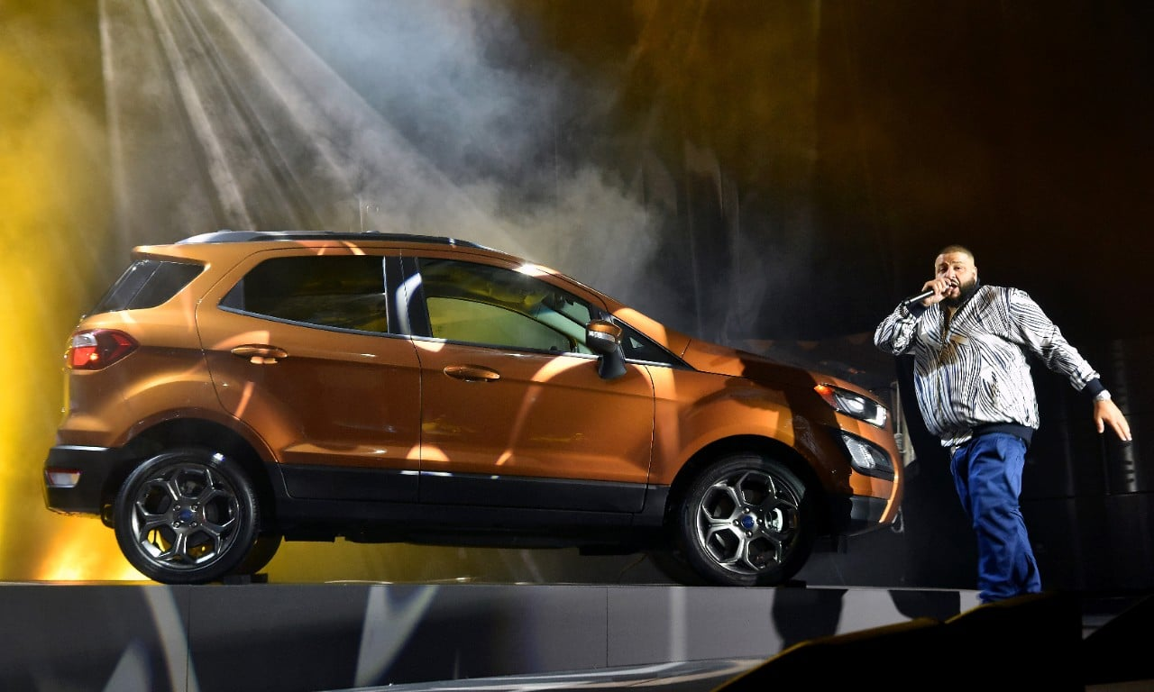 Ford Ecosport Usa Launch In Early 2018 Specifications