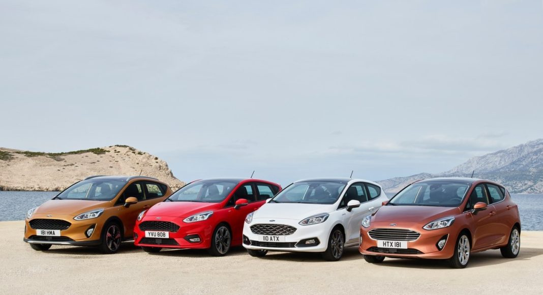 2017- ford fiesta images
