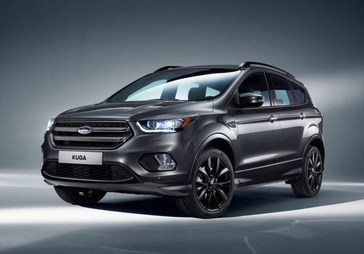 Upcoming SUV cars Under 15 Lakhs - Ford Kuga