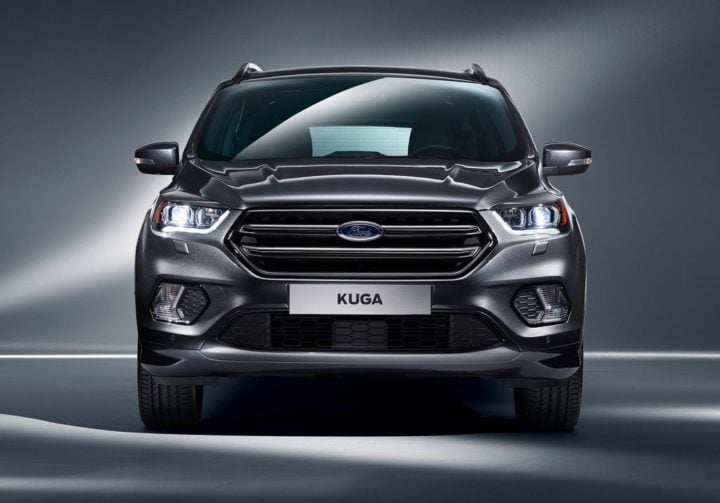 Upcoming Cars Under 20 Lakhs - Ford Kuga