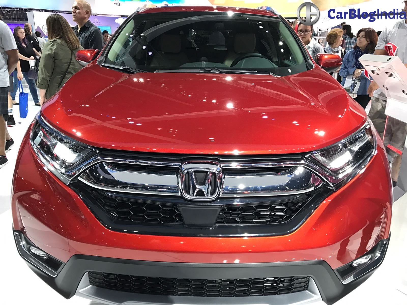 2018 Honda CRV 7 Seater Launch Date, Price in India ...