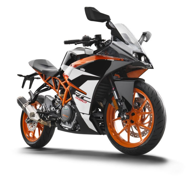 Updated 2017 KTM RC 390 Launched at Rs. 2.25 lakh