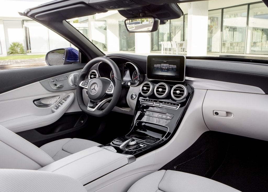 Mercedes C Class Cabriolet India Price Rs 60 Lakh Specifications