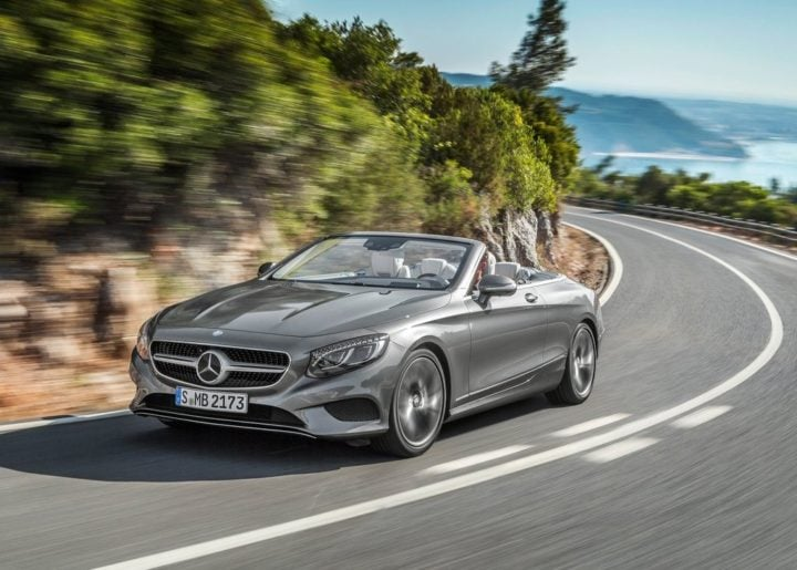 Mercedes S Class Cabriolet India Price Rs 2.25 Cr; Specifications, Images 2017-mercedes-benz-s-class-cabriolet-1