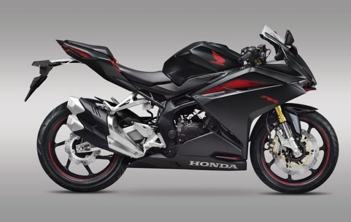 honda cbr250rr official image side profile