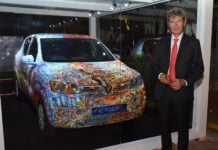 renault kwid art car images-4