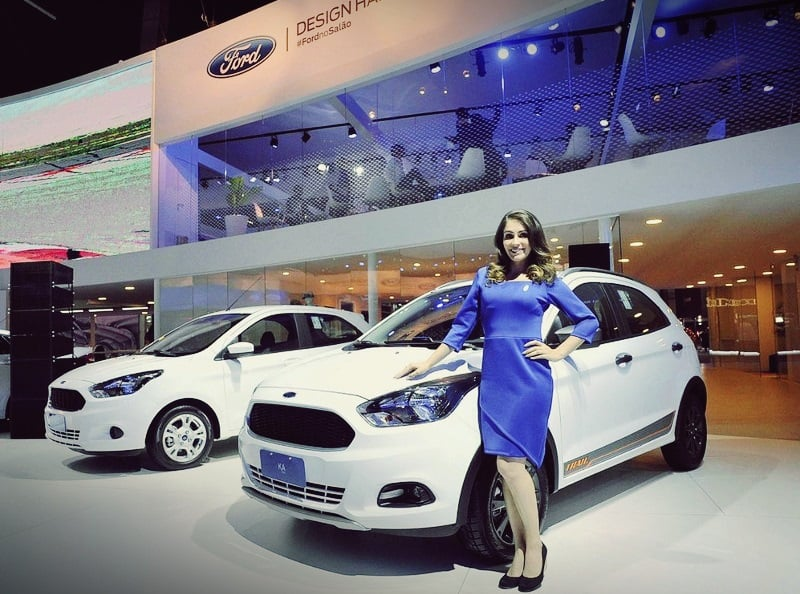 ford ka trail (ford figo cross) sao paulo images & Upcoming Ford Cars in India 2017 | New Ford Cars India with Launch ... markmcfarlin.com