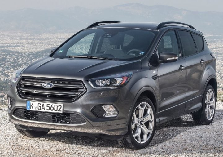 upcoming ford cars in india 2017 - ford kuga