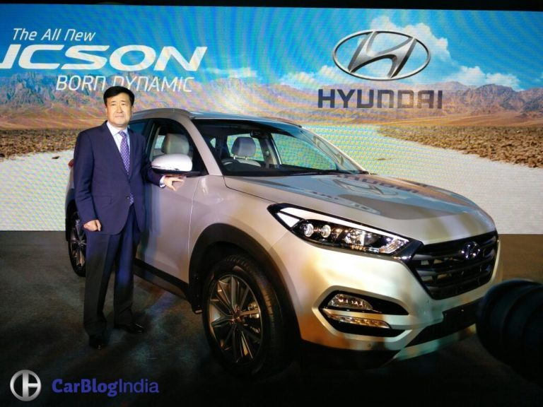 New Hyundai Tucson Receives 200 Bookings; Priced at Rs. 18.99 lakh!