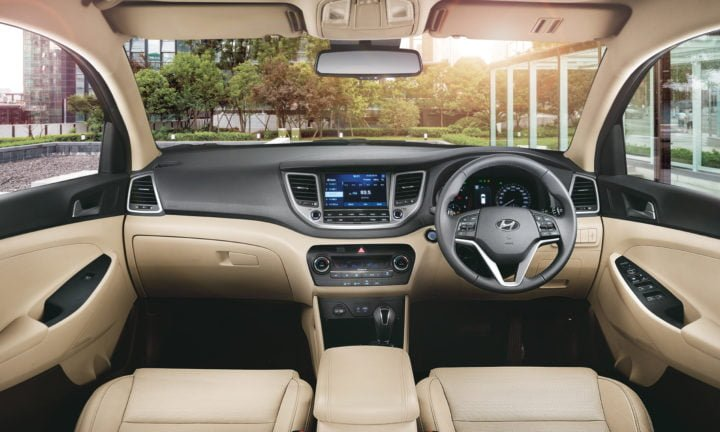 new-hyundai-tucson-official-image-dashboard