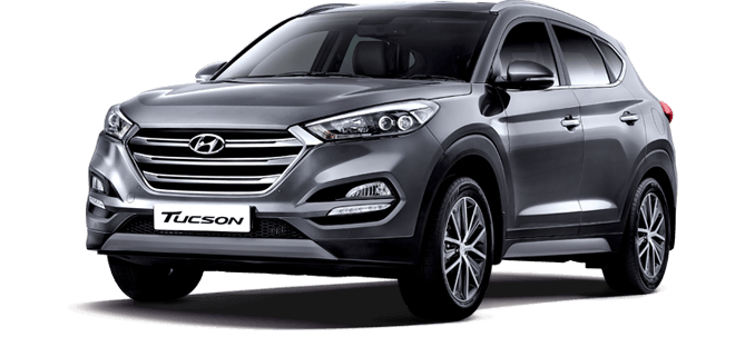 New Hyundai Tucson Official Images