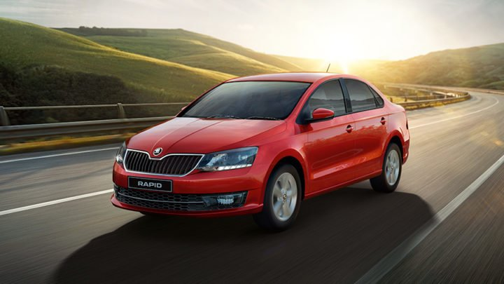 Best Mileage Automatic Cars - Skoda Rapid Diesel Automatic
