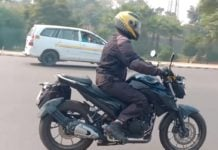 new-yamaha-fz-200cc-bike-spy-shot