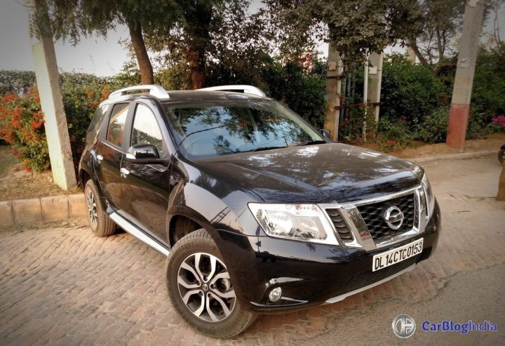 nissan terrano amt test drive review