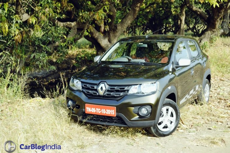 Renault Kwid AMT 1.0 Litre Variant Launched at Rs. 4.25 lakh!