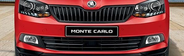 Skoda Rapid Monte Carlo Special Edition India Launch in 2017, Price 9.5 L skoda-rapid-monte-carlo-special-edition-front-grille-1