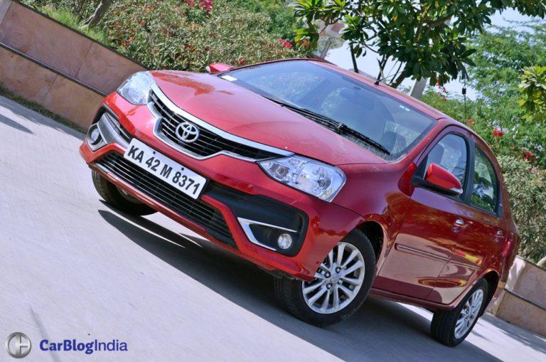 Toyota Platinum Etios Test Drive Review – Reinvigorated and Modernized!