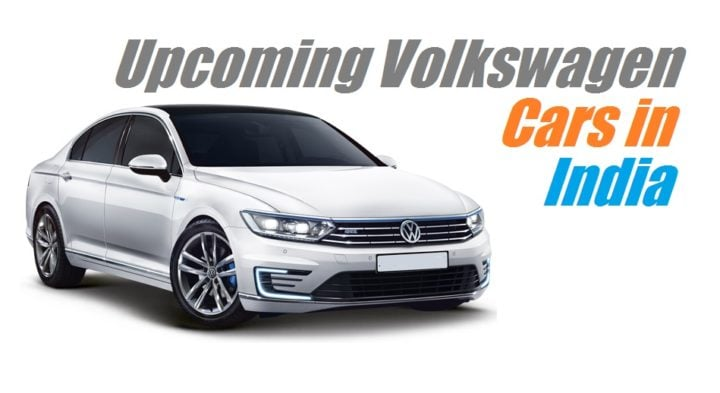 Upcoming New Volkswagen Cars in India