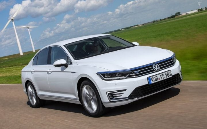 Upcoming New Volkswagen Cars in India volkswagen-passat-gte-india