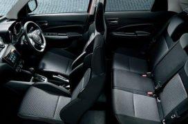 2017 Maruti Suzuki Swift Official Images Interior