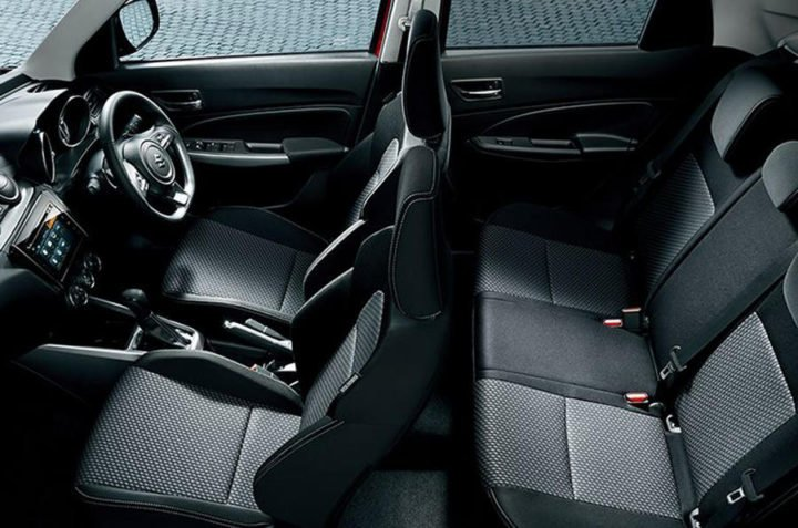 2017 Maruti Suzuki Swift Official Images Interior