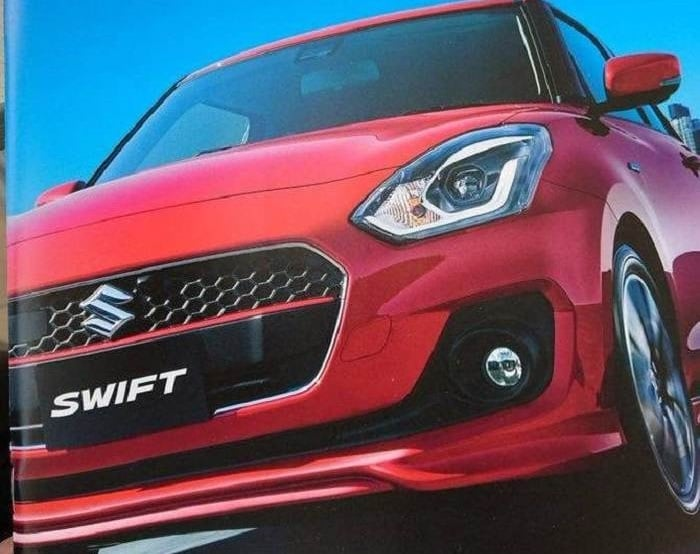 2017 Maruti Swift Images Carblogindia