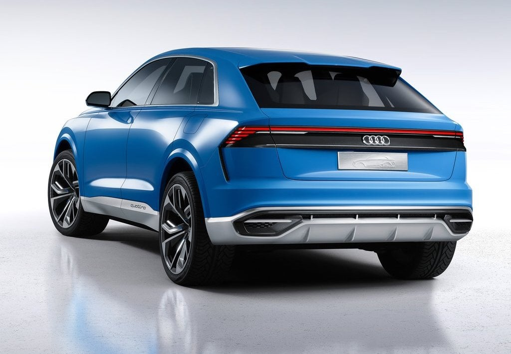 audi q8 suv launch date price specifications design. Black Bedroom Furniture Sets. Home Design Ideas
