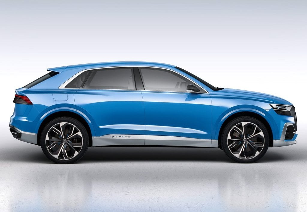 Audi Q SUV Launch Date Price Specifications Design Images News - Audi cars q8 price list