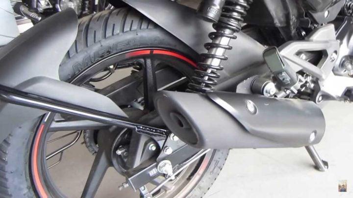 2017 bajaj pulsar 135ls new model alloy wheel drum brake