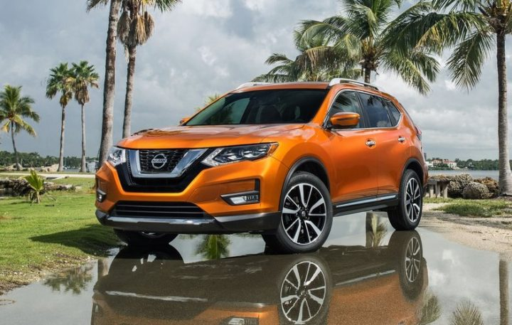 2017 nissan x trail india official image
