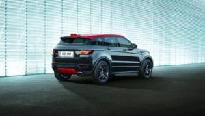 2017 range rover evoque india ember edition official images